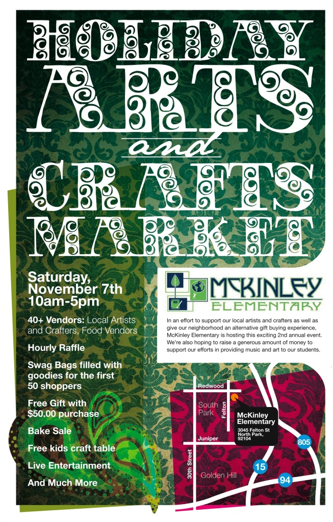 Holiday Arts and Crafts Market