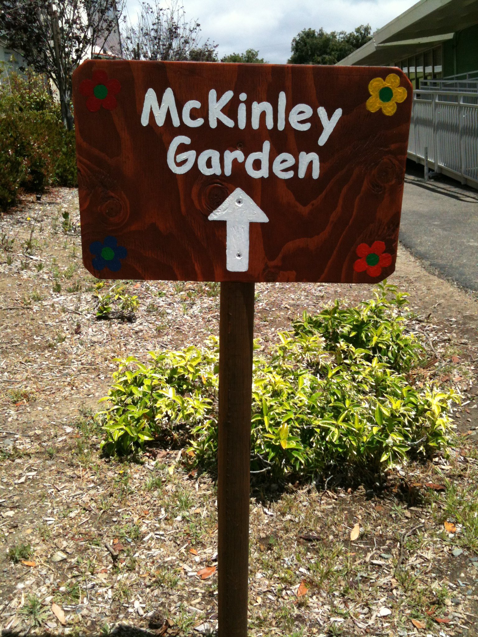 New Garden Signs MCKINLEY ELEMENTARY Parent Teacher Club