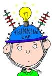 Thinking Cap Clipart