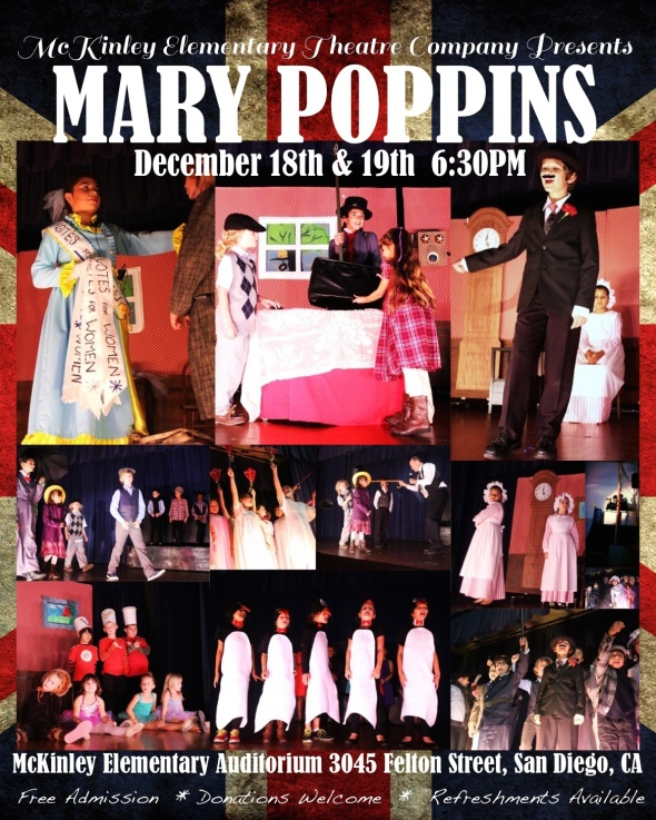 MCKINLEY PRESENTS MARY POPPINS