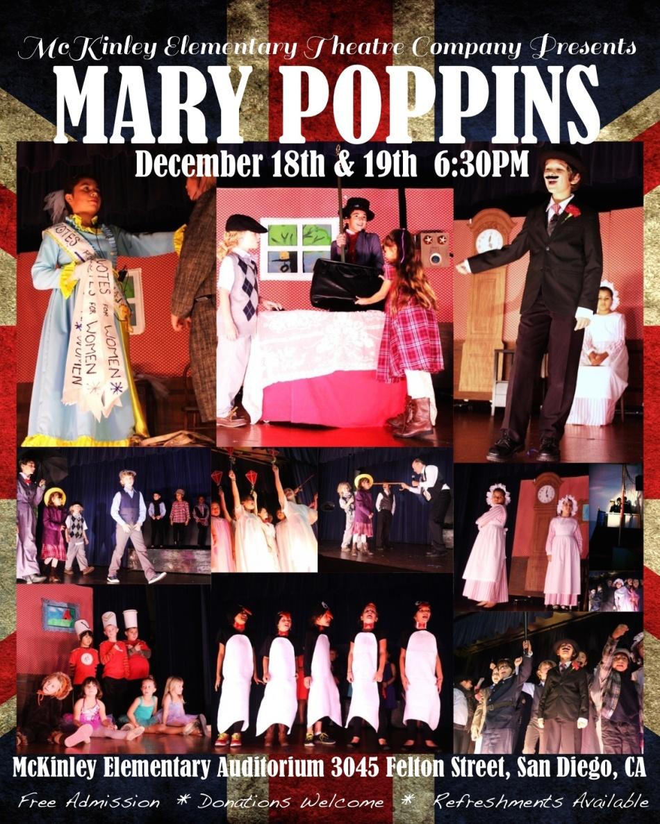 MCKINLEY PRESENTS MARY POPPINS