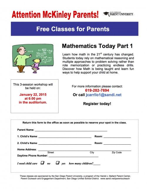 Math Today part 1