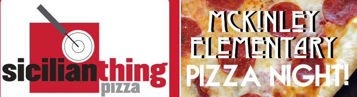 sicilian thing pizza night