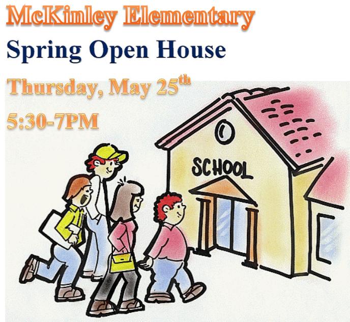 Spring Open House 2017
