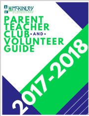 Parent Teacher Club and Volunteer Guide