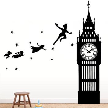 PeterPanClock