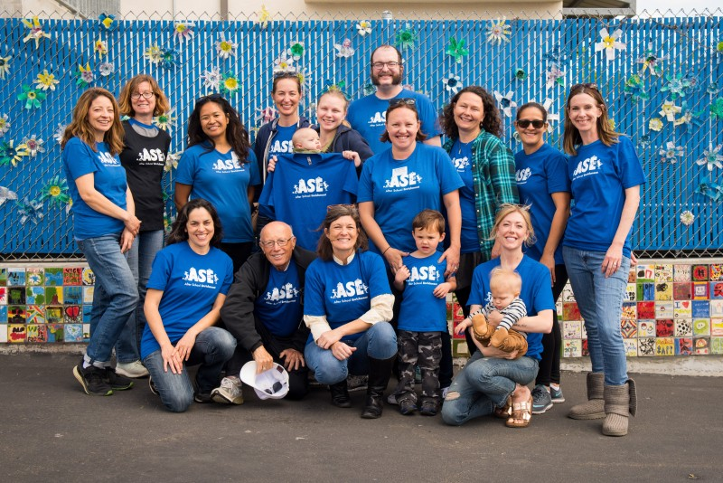 ASE Volunteers