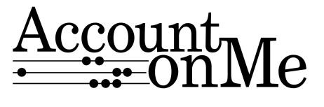 Account On Me Logo