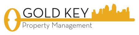 Gold Key Property Management Logo