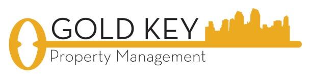 Gold Key Property Management Logo