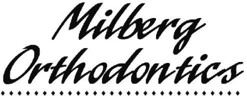 Milberg Orthodontics Logo